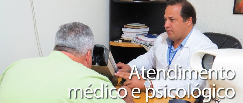 Exame medico para renovacao de cnh